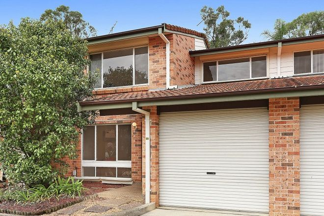 Picture of 60/109 Stewart Avenue, HAMMONDVILLE NSW 2170