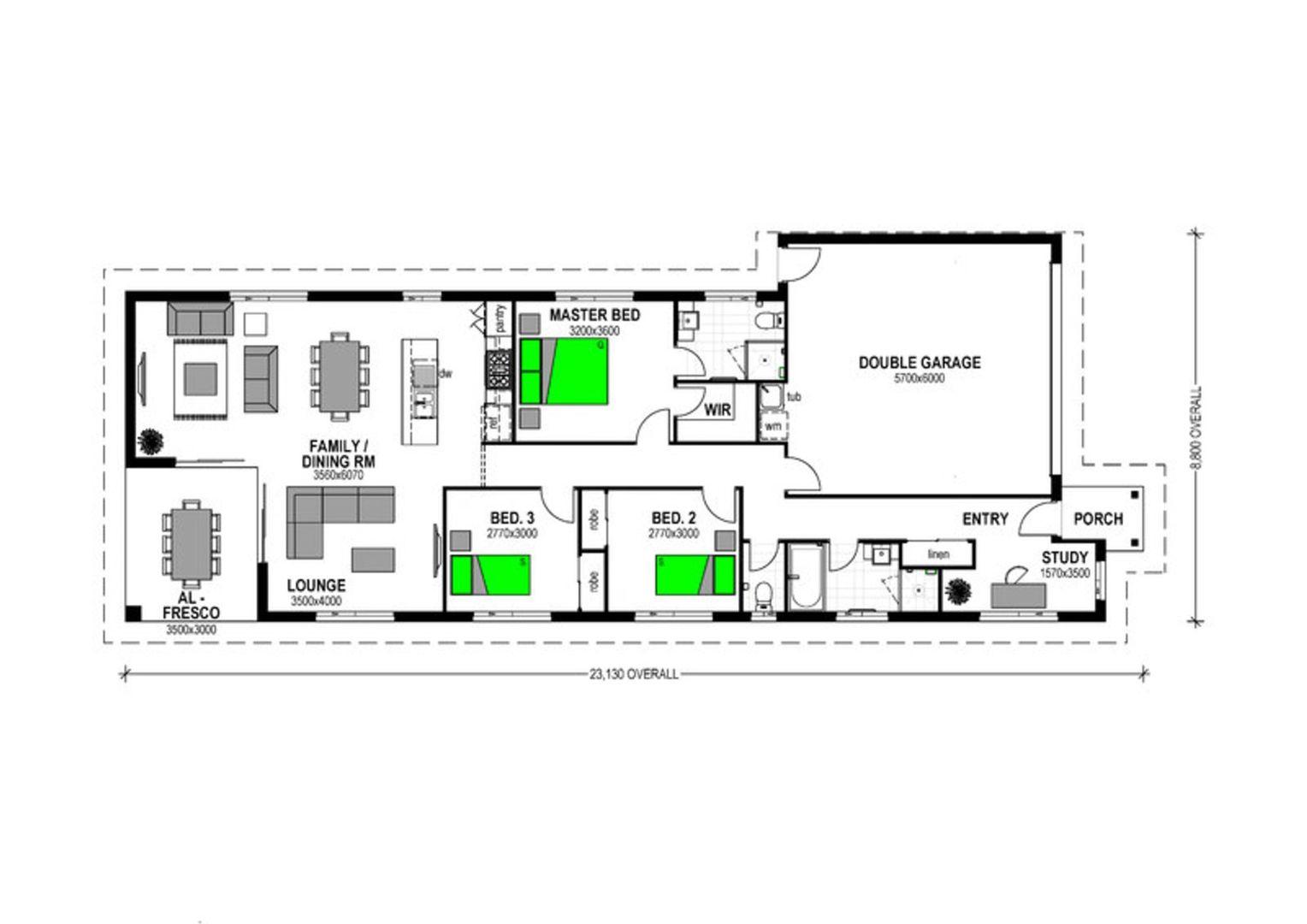 Lot 91 Stage 7 Woodlinks Village, Collingwood Park QLD 4301, Image 1