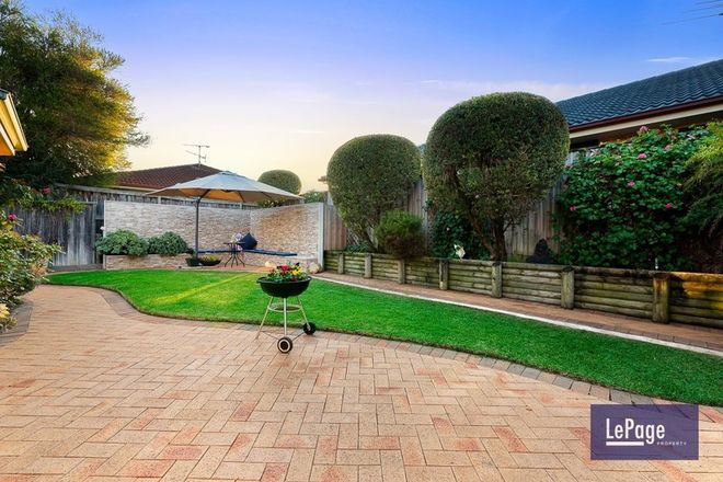 Picture of 8 Augusta Ct, ROUSE HILL NSW 2155