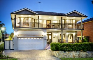 Picture of 81 James Mileham Drive, Kellyville NSW 2155