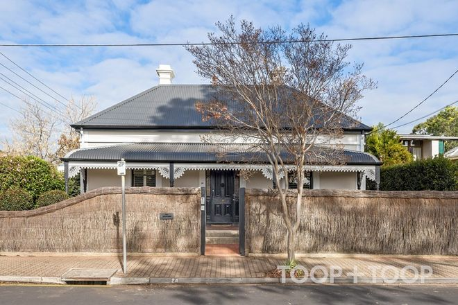 Picture of 24 Warwick Street, WALKERVILLE SA 5081