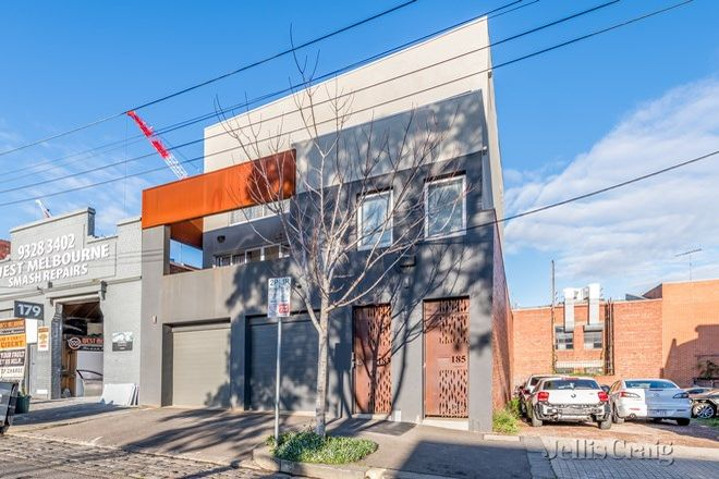 Picture of 185 Stanley  Street, WEST MELBOURNE VIC 3003