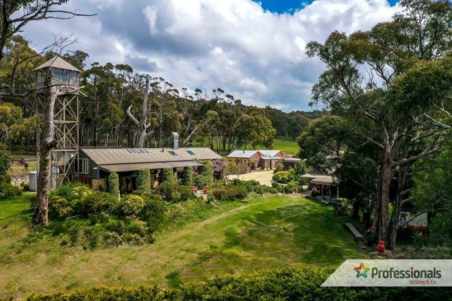 Picture of 50 Showlers Road, BENLOCH VIC 3435