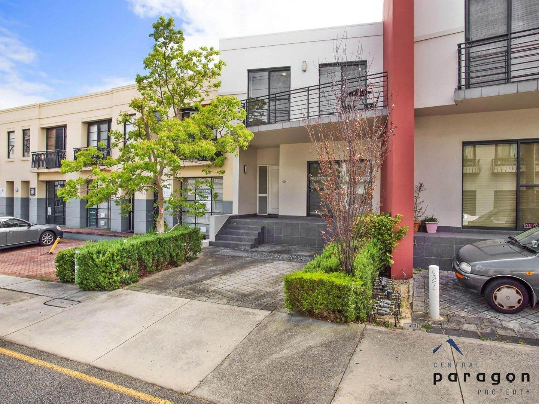 12/18 Robinson Avenue, Perth WA 6000, Image 0