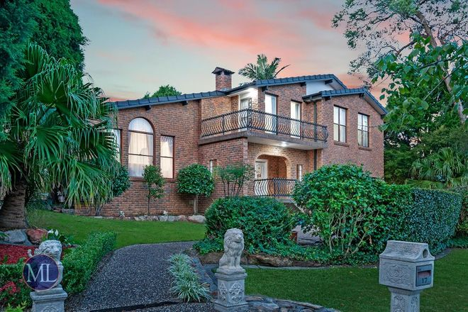 Picture of 17 Appletree Drive, CHERRYBROOK NSW 2126