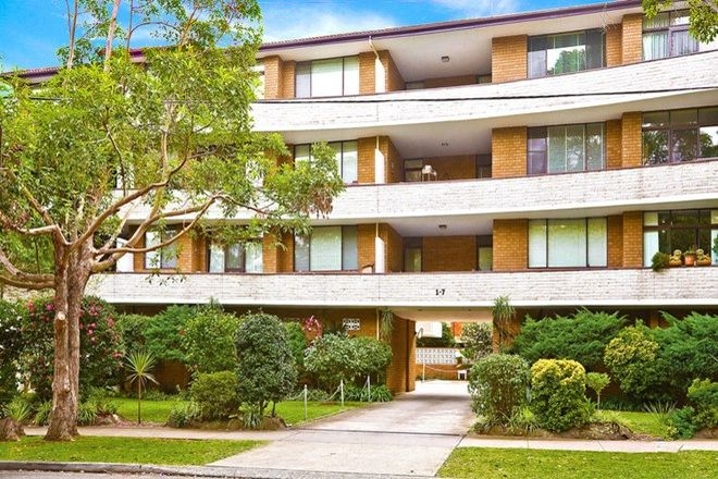 Picture of 21/1-7 Russell Street, STRATHFIELD NSW 2135