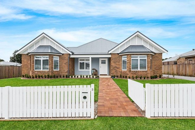 Picture of 3 Betty Close, BOWRAL NSW 2576