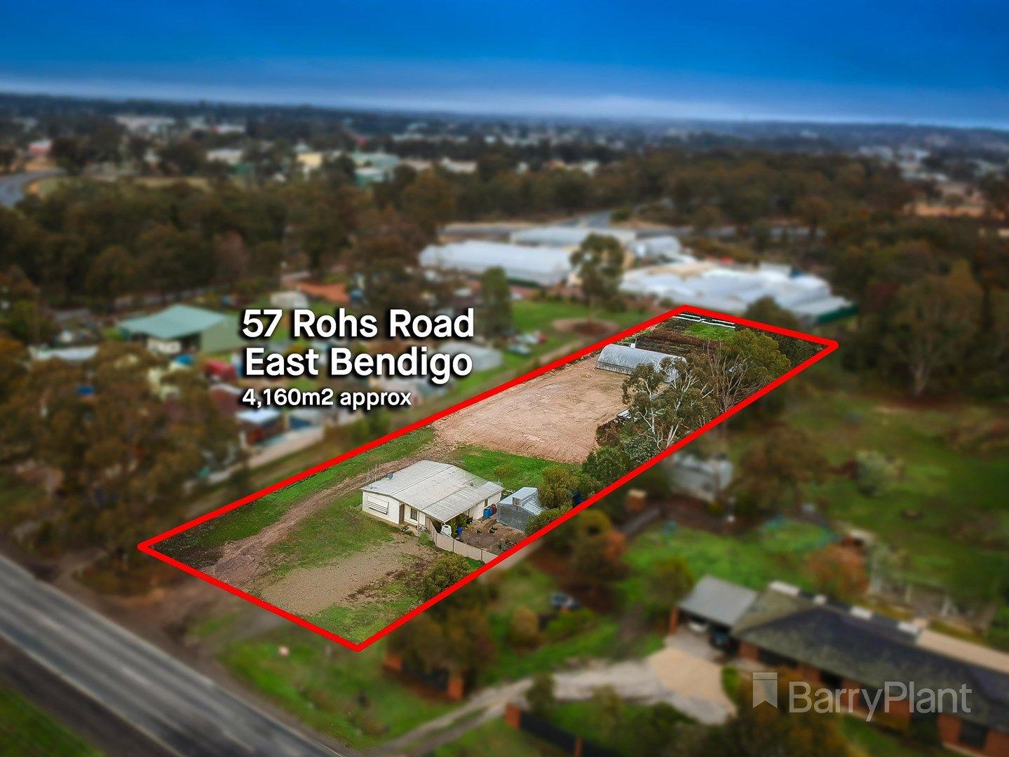 57 Rohs Road, East Bendigo VIC 3550, Image 0