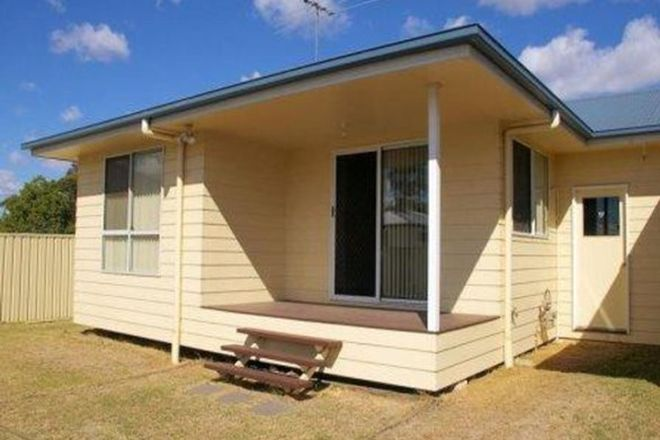 Picture of 1-2/4 McPherson Court, DALBY QLD 4405