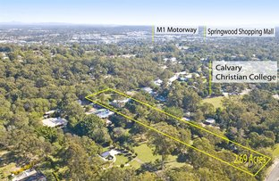 Picture of 177 Dennis Road, Springwood QLD 4127