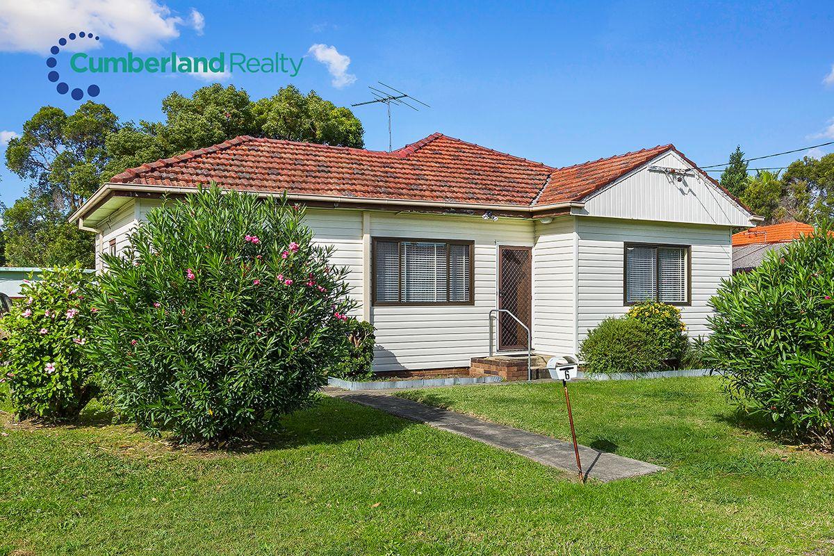 6 Vairys Crescent, Merrylands NSW 2160, Image 0