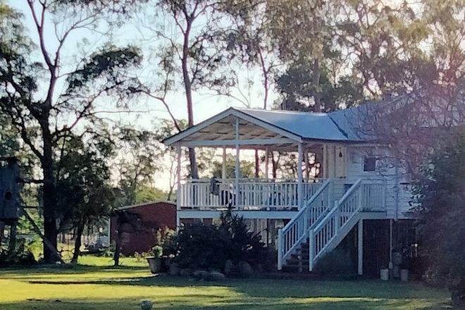 Picture of 554 Berries Road, GOLDEN FLEECE QLD 4621