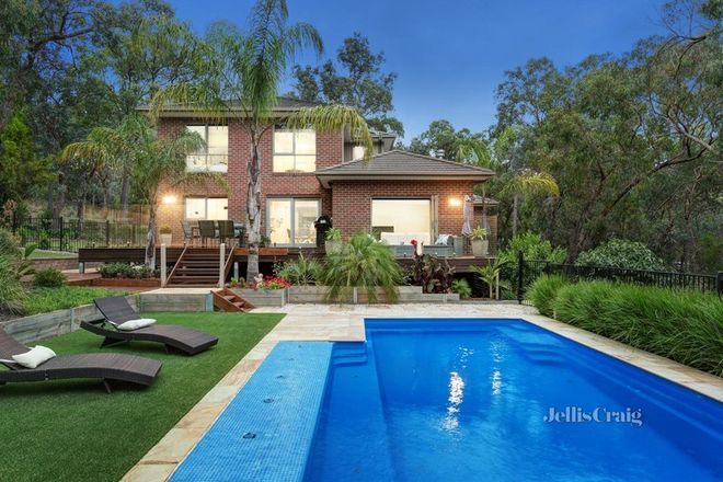 Picture of 4 Hill Street, PARK ORCHARDS VIC 3114