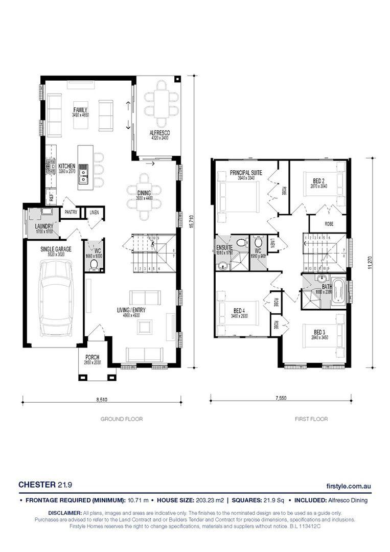 Lot 310 Antwerp Avenue, Edmondson Park NSW 2174, Image 1