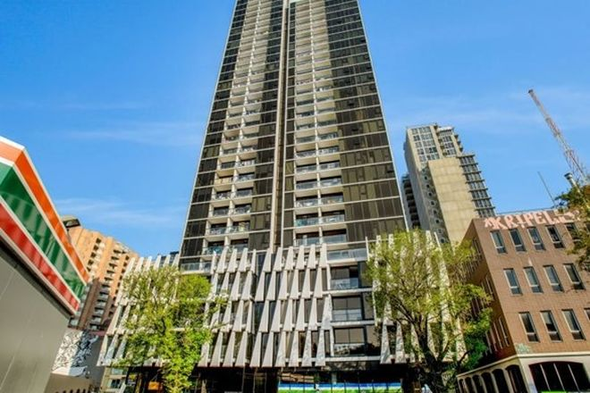Picture of 1911/33 MACKENZIE STREET, MELBOURNE VIC 3000