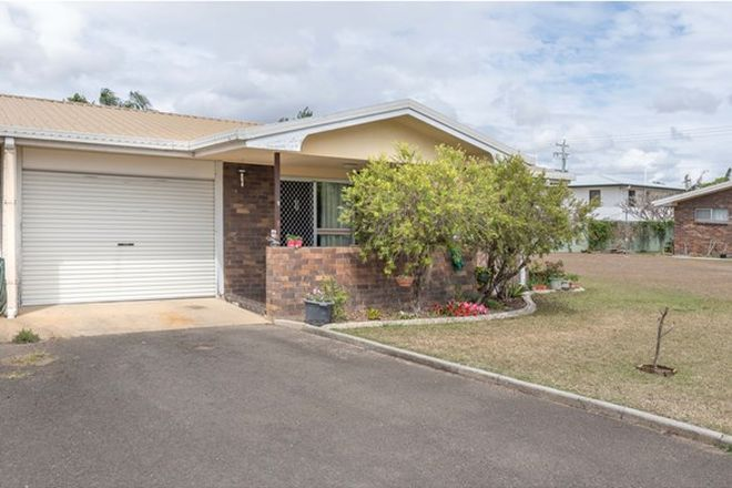 Picture of 3 and 4/210 Barolin Street, AVENELL HEIGHTS QLD 4670