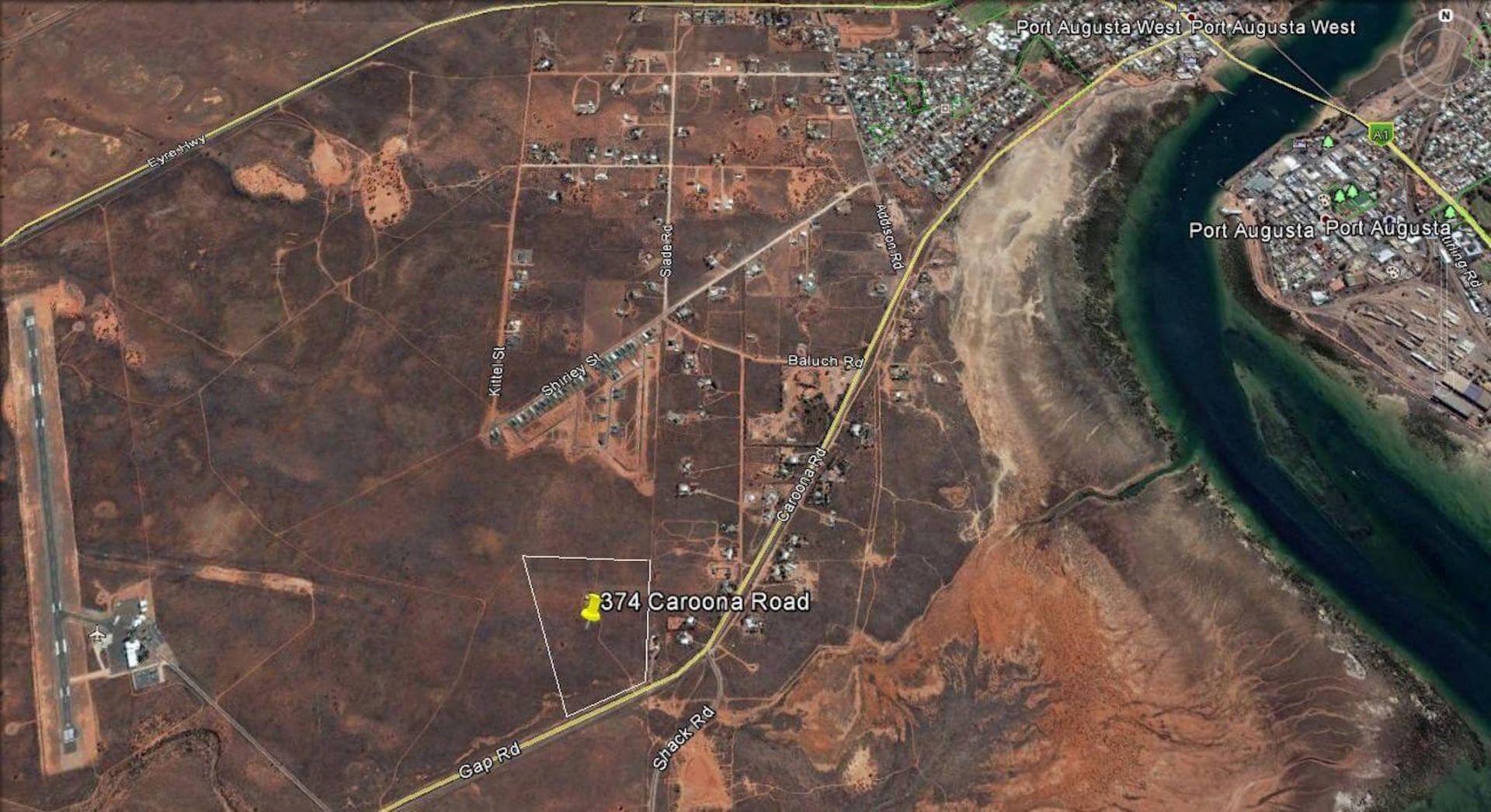 374 Caroona Road, Port Augusta West SA 5700, Image 0