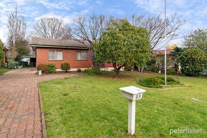 Picture of 83 Forbes Road, ORANGE NSW 2800