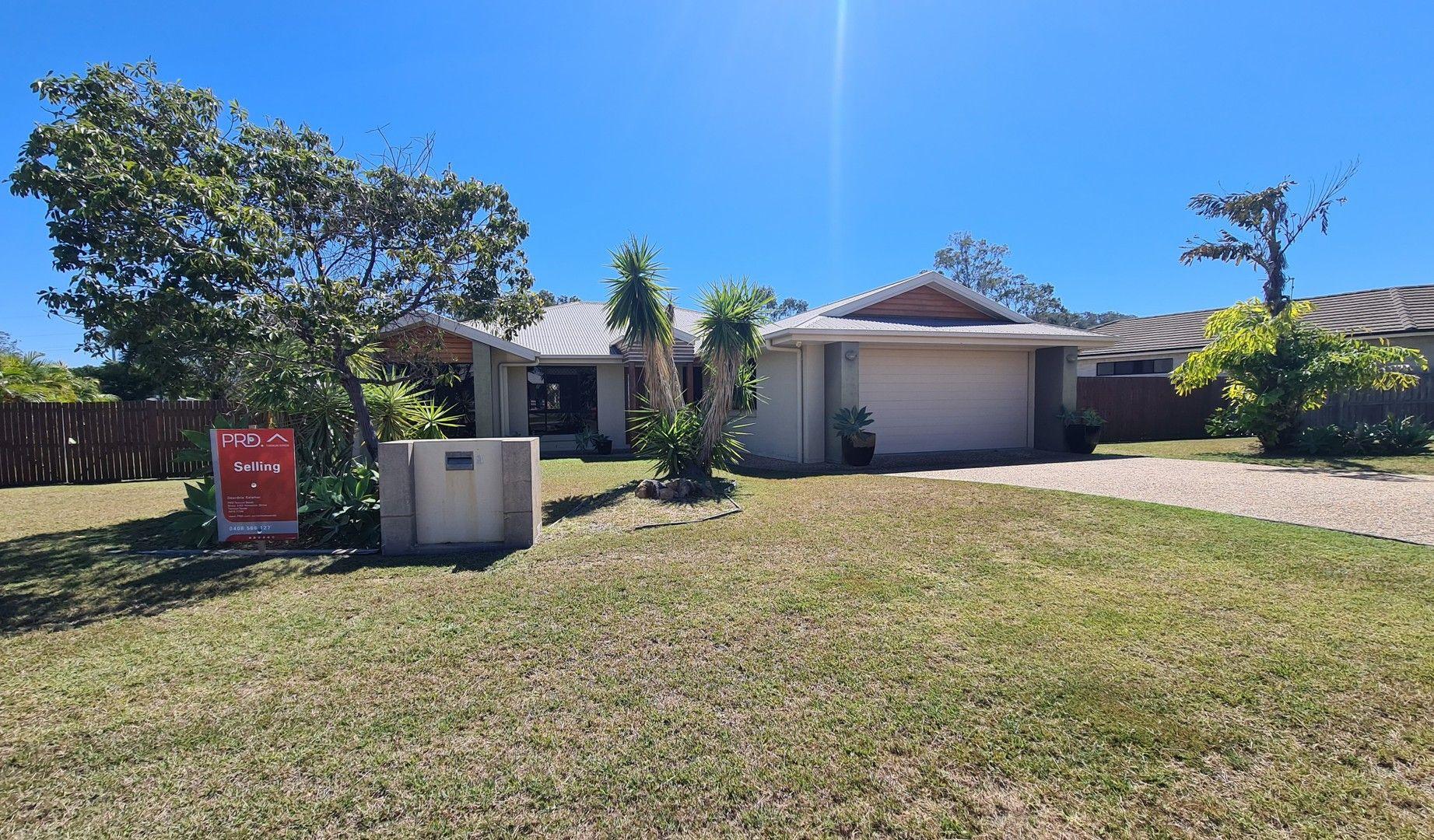 8 Golf View Drive, Boyne Island QLD 4680, Image 0