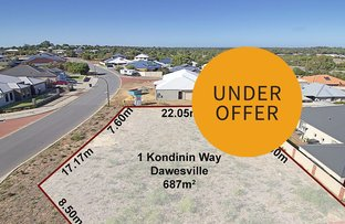 Picture of 1 Kondinin Way, Dawesville WA 6211