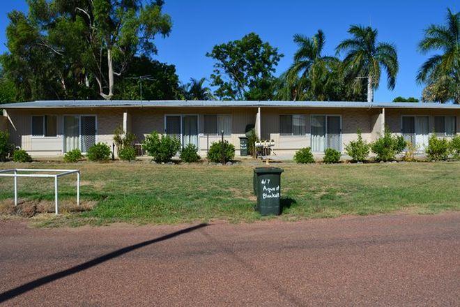Picture of Unit 4-7 Aqua Street, BLACKALL QLD 4472