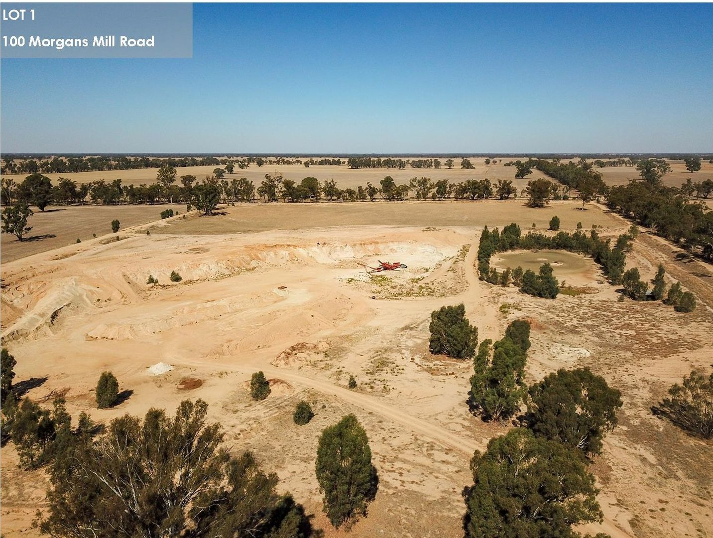 100 Morgans Mill Road BEARII & 120A Kull Road, Katandra VIC 3634, Image 0