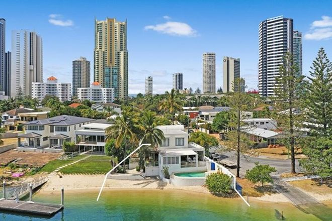 Picture of 2 Paradise Place, SURFERS PARADISE QLD 4217