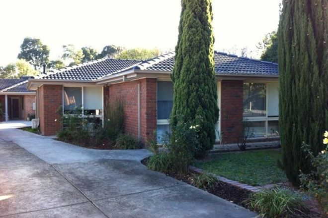 Picture of 1/4 Bristol Place, ROWVILLE VIC 3178