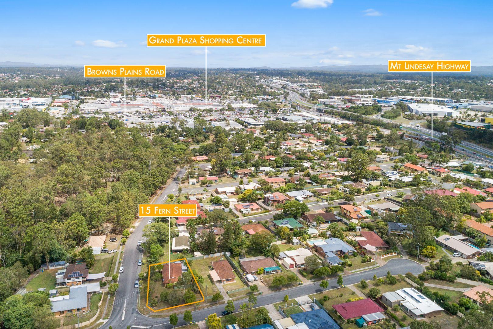 15 Fern Street, Browns Plains QLD 4118, Image 0