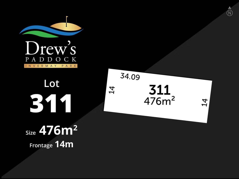 Drew's Paddock/Lot 311 Divot Circuit, Invermay Park VIC 3350, Image 0