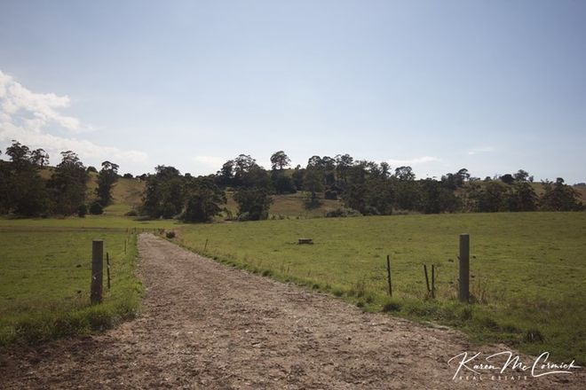 Picture of Main South  Road, POOWONG EAST VIC 3988