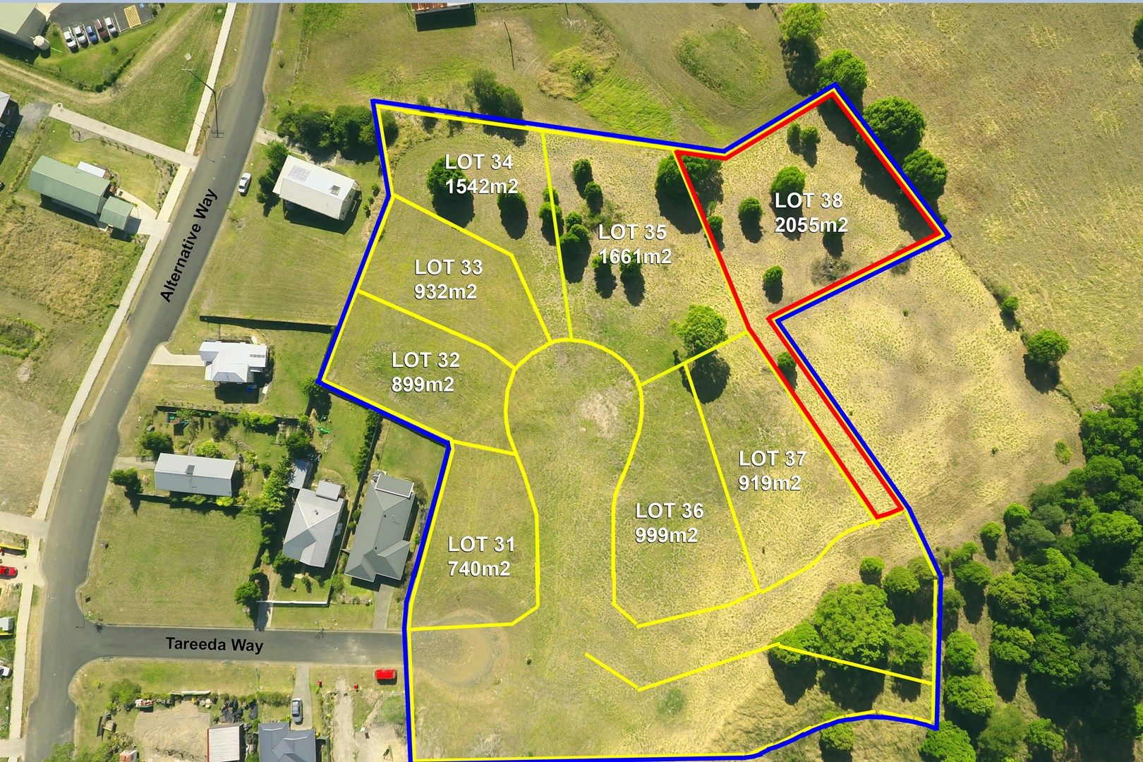 Lot 38 Belleville Court, Nimbin NSW 2480, Image 0