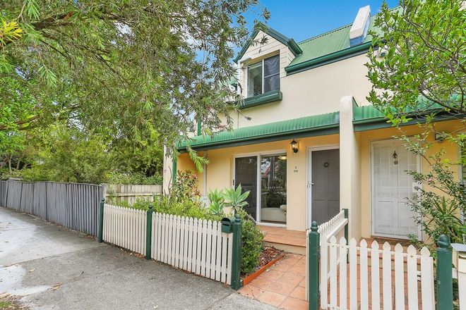 Picture of 3/310 Elswick Street, LEICHHARDT NSW 2040