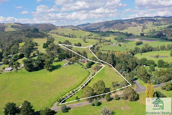Picture of 56 Upper Middle Creek Road, YINNAR SOUTH VIC 3869