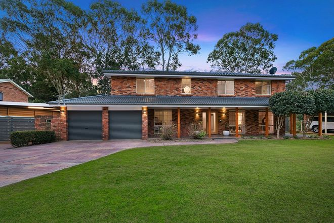 Picture of 22 O'Dea Place, NORTH RICHMOND NSW 2754