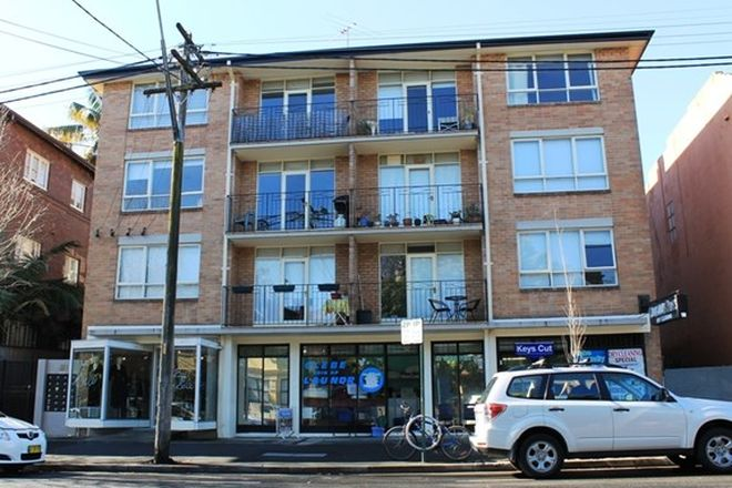 Picture of 16/411 GLEBE POINT ROAD, GLEBE NSW 2037