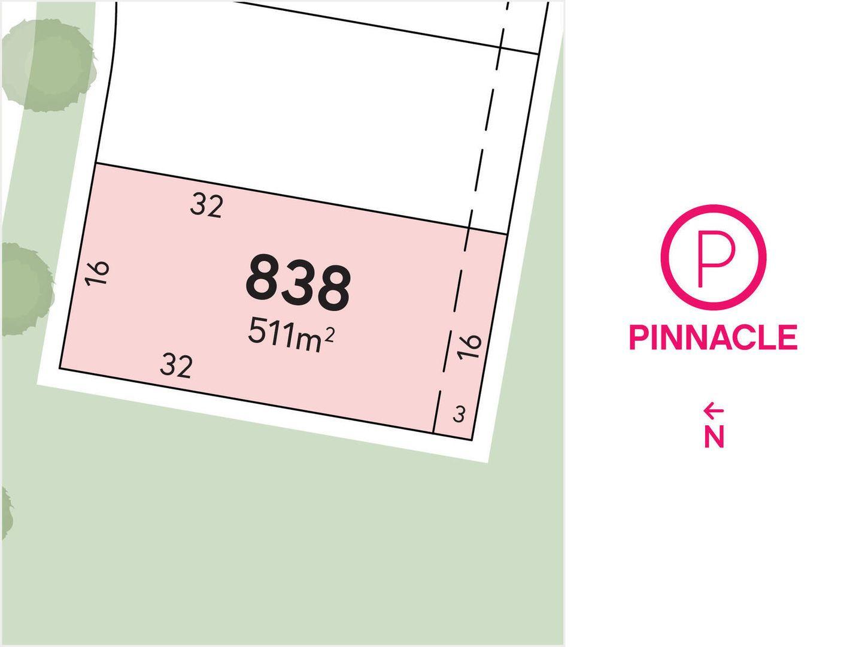 Pinnacle/Lot 838 Plymouth Way, Smythes Creek VIC 3351, Image 0