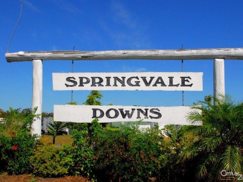 Lot 12 SPRINGVALE DOWNS, Walligan QLD 4655, Image 0