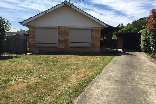 Picture of 14 Jennifer Street, MORWELL VIC 3840