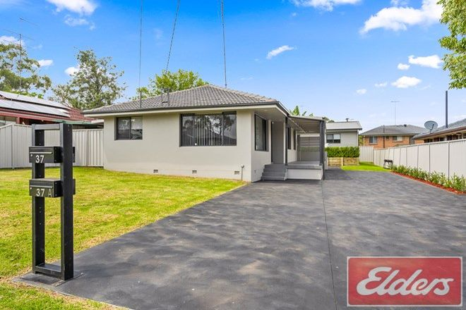 Picture of 37 and 37A SHEBA CRESCENT, SOUTH PENRITH NSW 2750