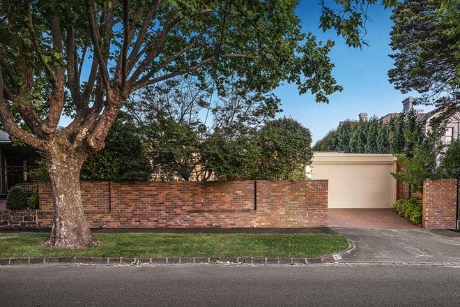 Picture of 22 Barry Street, KEW VIC 3101
