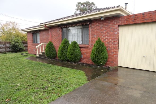 Picture of 1/4 Purser Avenue, RINGWOOD EAST VIC 3135