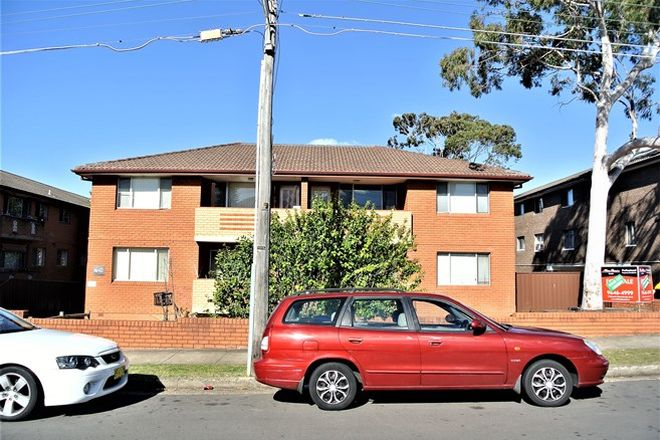 Picture of 11/7-9 The Crescent, BERALA NSW 2141