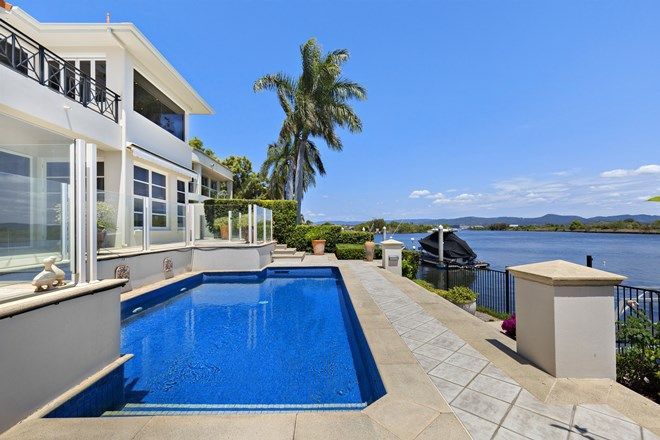Picture of 1011 Rosebank Way, HOPE ISLAND QLD 4212