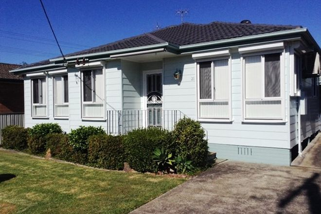 Picture of 21 Wentworth Ave, NELSON BAY NSW 2315