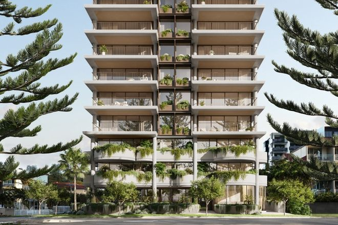 Picture of 402/100 Musgraves Street, KIRRA QLD 4225