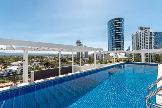 Picture of 202/95 Old Burleigh  Road, BROADBEACH QLD 4218