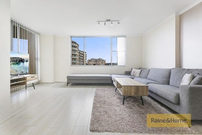 Picture of 1112/5 Rockdale Plaza Drive, ROCKDALE NSW 2216