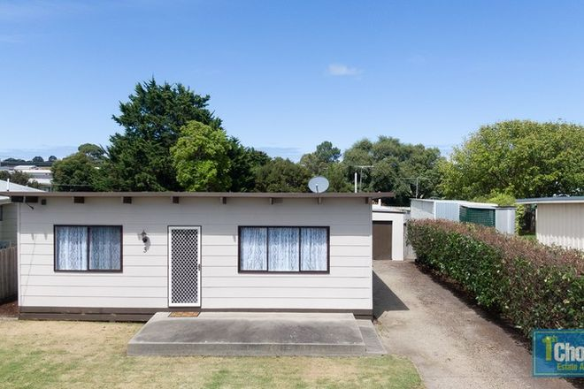 Picture of 3 Scenorama Rd, CORONET BAY VIC 3984