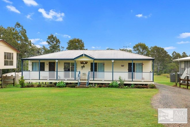 Picture of 208 Old Gympie Rd, OWANYILLA QLD 4650